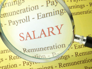Salary Under Scrutiny