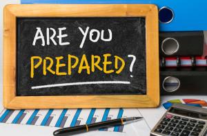 are you prepared?